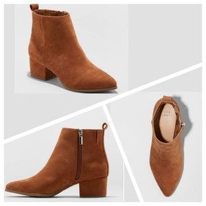 A New Day Women's Ankle Bootie Size 9.5W